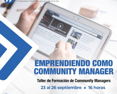 Emprendiendo como Community Manager