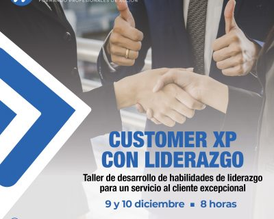 Customer XP con Liderazgo